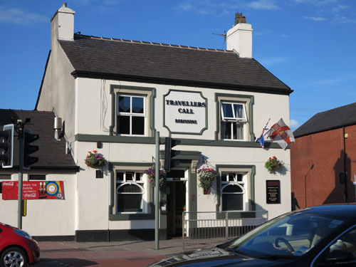 Traveller's Call Pub, Stockport