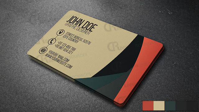 Video Tutorial:  Creative Business Card - Photoshop Tutorial