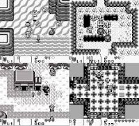 Here Link's #CircadianRhythm goes through a crisis as night and day are just moments apart! #Gameboy #Zelda #VideoGames