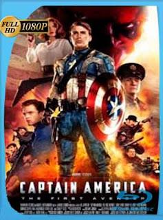 Capitan America El Primer Vengador 2011 HD [1080p] Latino [GoogleDrive] DizonHD