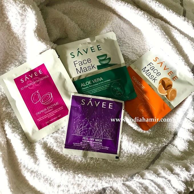 Review Savee Peel Off Face Mask Yang Best Dan Murah