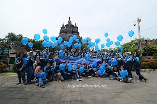 Paket Wisata Sepeda di Borobudur Magelang