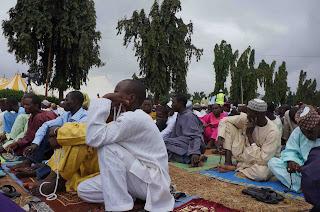 Tradisi Lebaran di Nigeria