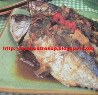 Foto Ikan Kembung Masak Taoco Enak