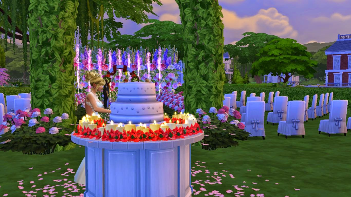 where is the wedding cake in sims 3 generations sims 4 gameplay with family wedding of alex and 27146