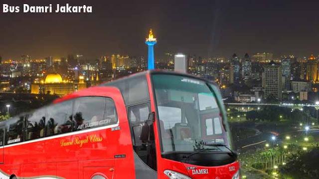 Jadwal Damri Jakarta Lampung, Lengkap Dengan Info Tiket DLL