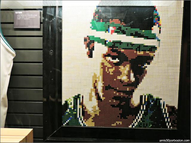 Lego Rondo Museo TD Garden Boston