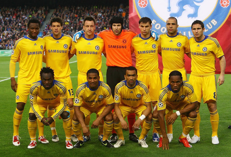 Exclusive: Nike Chelsea 18-19 Away Kit Info Leaked