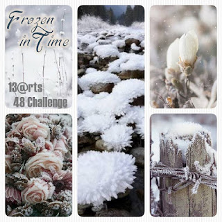 13@rts Challenge Frozen in Time Challenge Board December 2016 (13arts)
