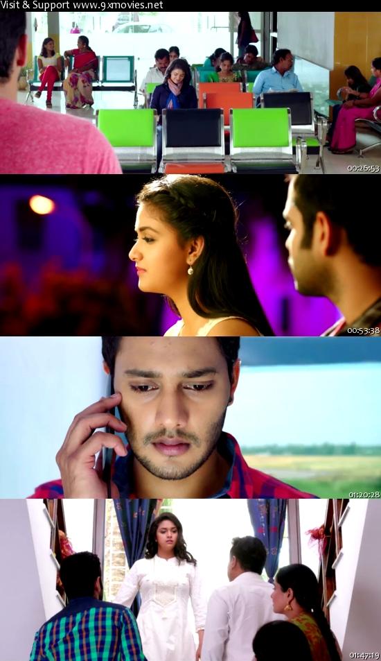 Nenu Sailaja 2016 UNCUT Dual Audio Hindi 720p HDRip