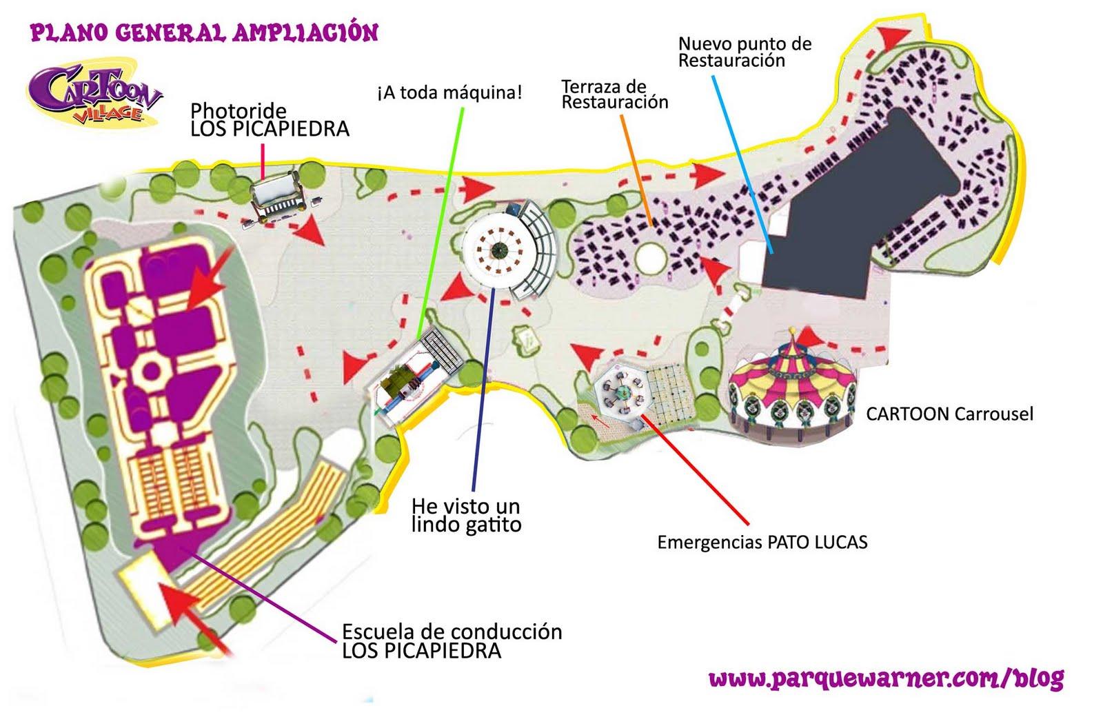 ParquePlaza.net: abril 2011