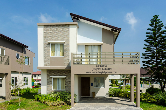 Chessa - Lancaster New City Cavite| Affordable House for Sale in Imus-General Trias Cavite