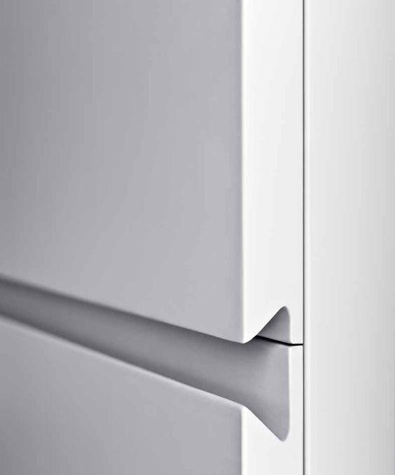 Arquitetando ideias puxadores ou como fazer quando eles - Interior design without a degree ...