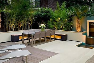 Terraces Wood Flooring Ideas