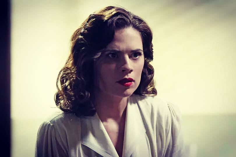 Hot Hayley Atwell in Avengers Movie