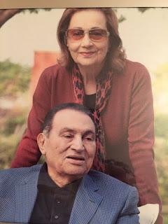 وفاة سوزان مبارك عن عمر 78 سنة