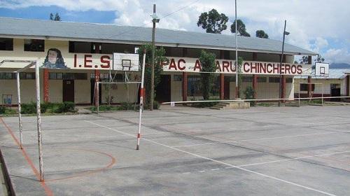 Colegio TUPAC AMARU - Chincheros
