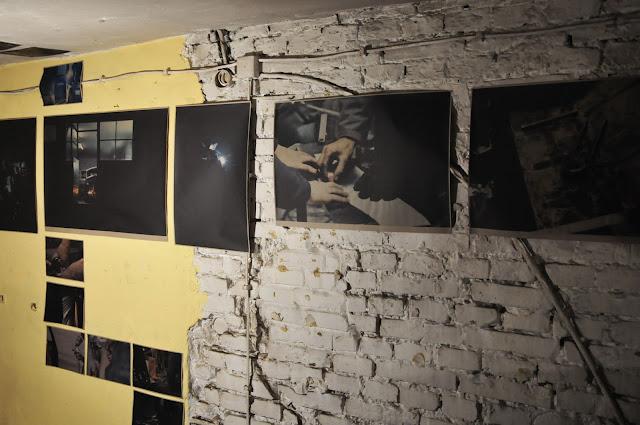 """Fotorelacja z wernisażu wystawy """"Warsztat"""""""