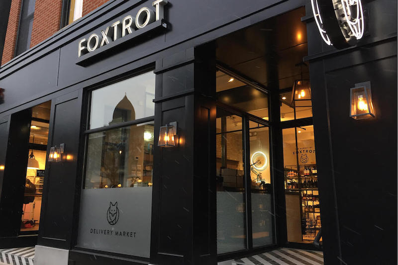Foxtrot Market 900 W Armitage Is Scouting Division Street Sites Where Only Restaurants Have Been Allowed New Liquor Licenses