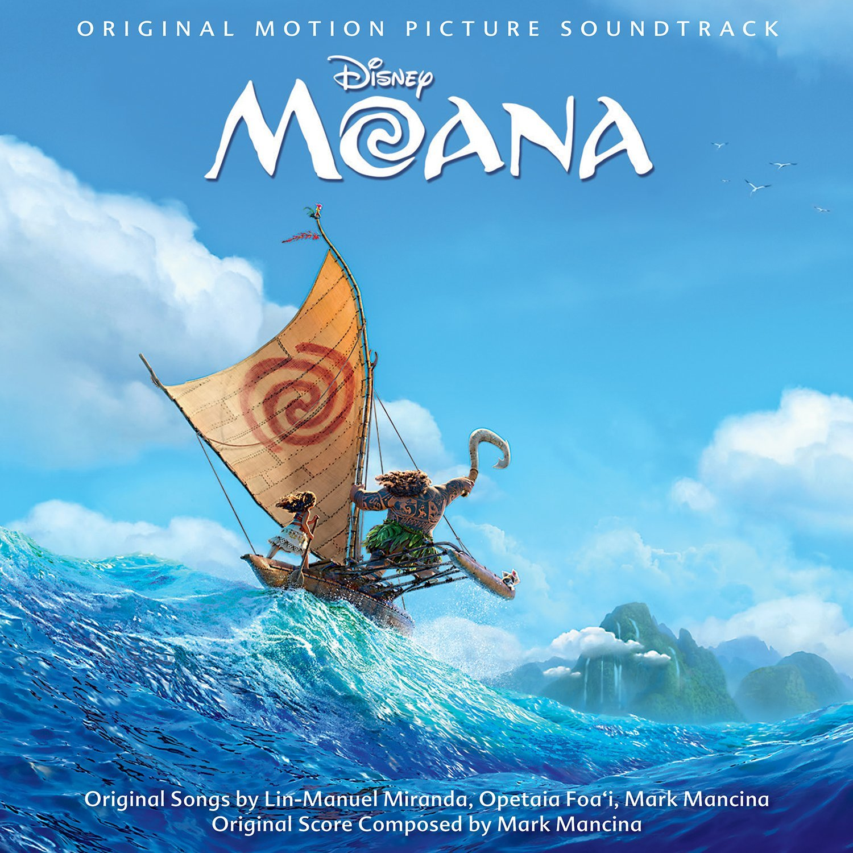 Music-Hires blogspot com: VA - Moana (Original Motion Picture