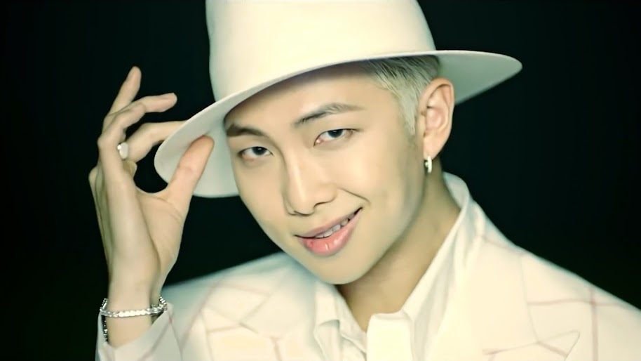 rm bts boy with luv uhdpaper.com 4K 9