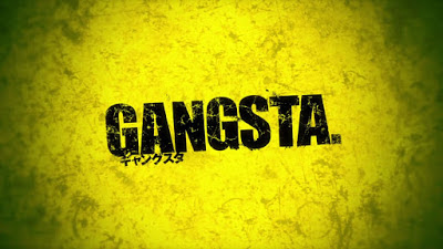 Gangsta. BD Episode 1 – 12 Subtitle Indonesia [Batch]