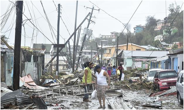 Puerto Rico Damage