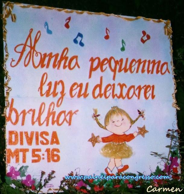 decoração para congresso infantil