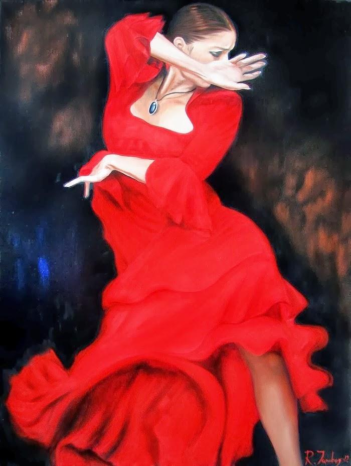 Современный азербайджанский художник. Rauf Janibekov