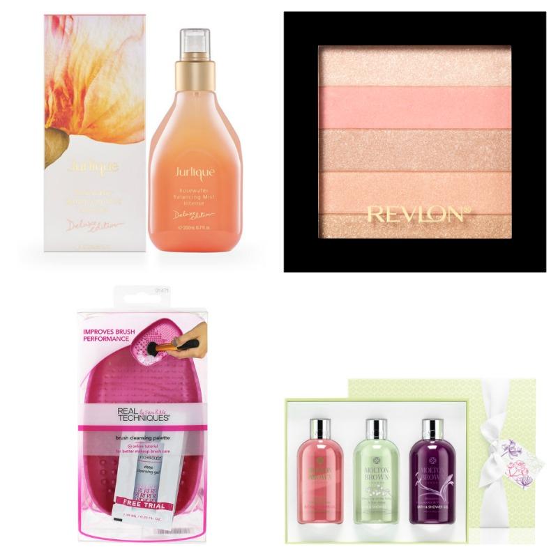 cosméticos con mis productos favoritos