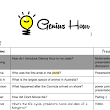 The Buzz of Excitement is Growing - Genius Hour Journey