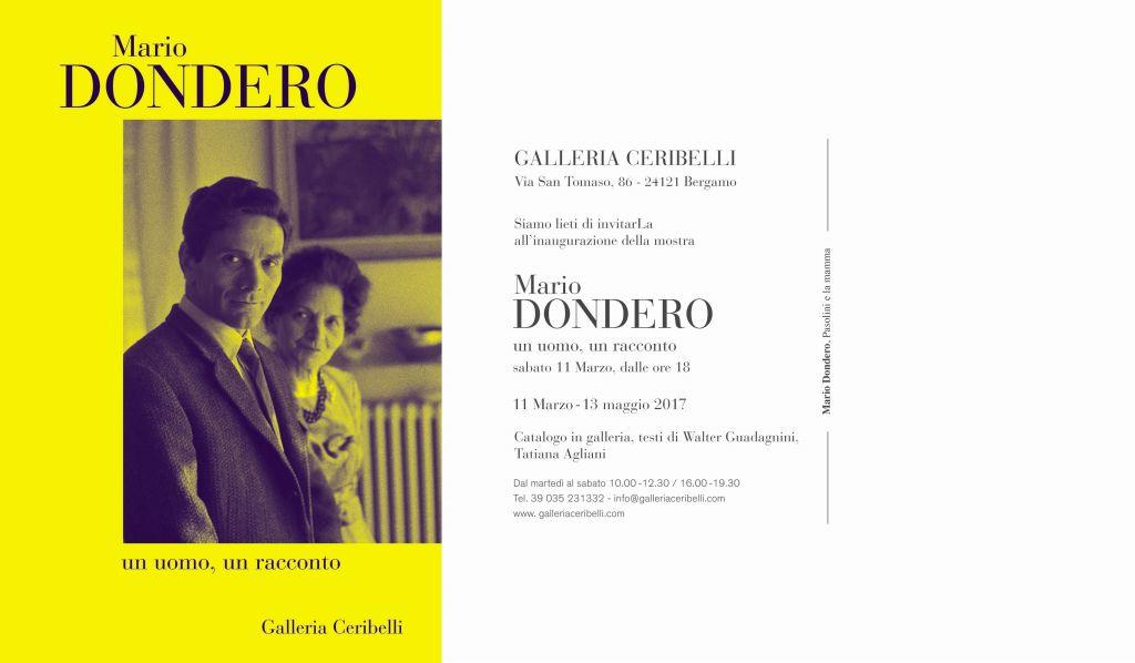 Mario Dondero a Bergamo (sabato 11 marzo)