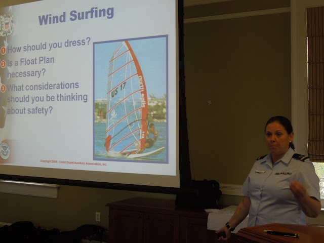 Tina Shymko talks about water sports.