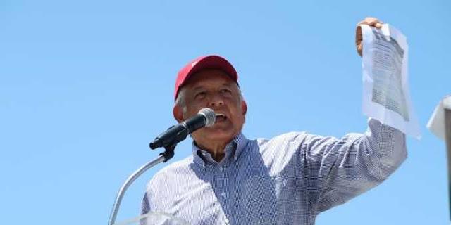 Renuncio si comprueban que Felipe Calderón no exoneró a Humberto Moreira: López Obrador