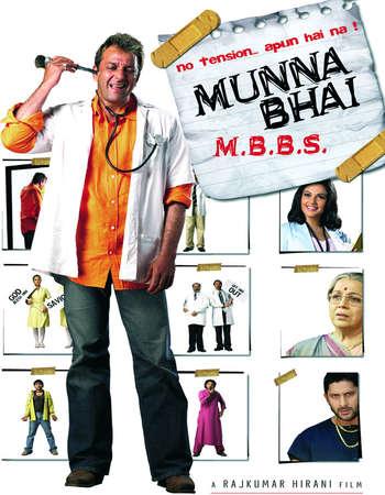 Munna Bhai M.B.B.S. 2003 Full Hindi Movie HDRip Free Download