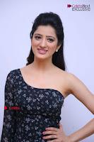 Telugu Actress Richa Panai Stills in One Shoulder Floral Long Dress at Rakshaka Bhatudu Movie Interview  0115.JPG
