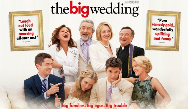 film komedi romantis the big wedding