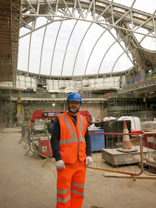 Not stationary - New Street Station redevelopment update