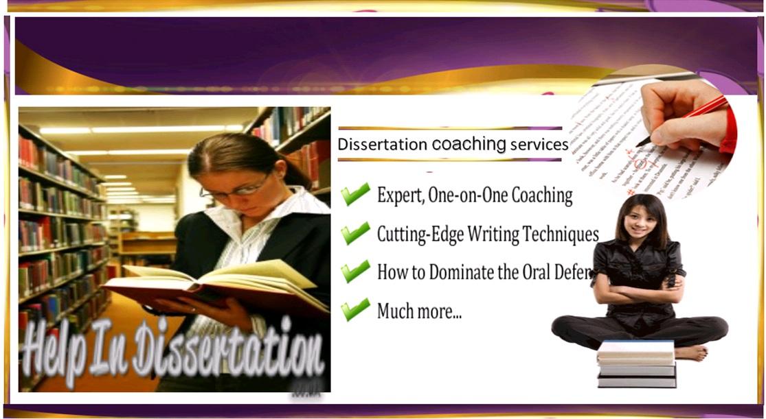 Dissertation writing experts