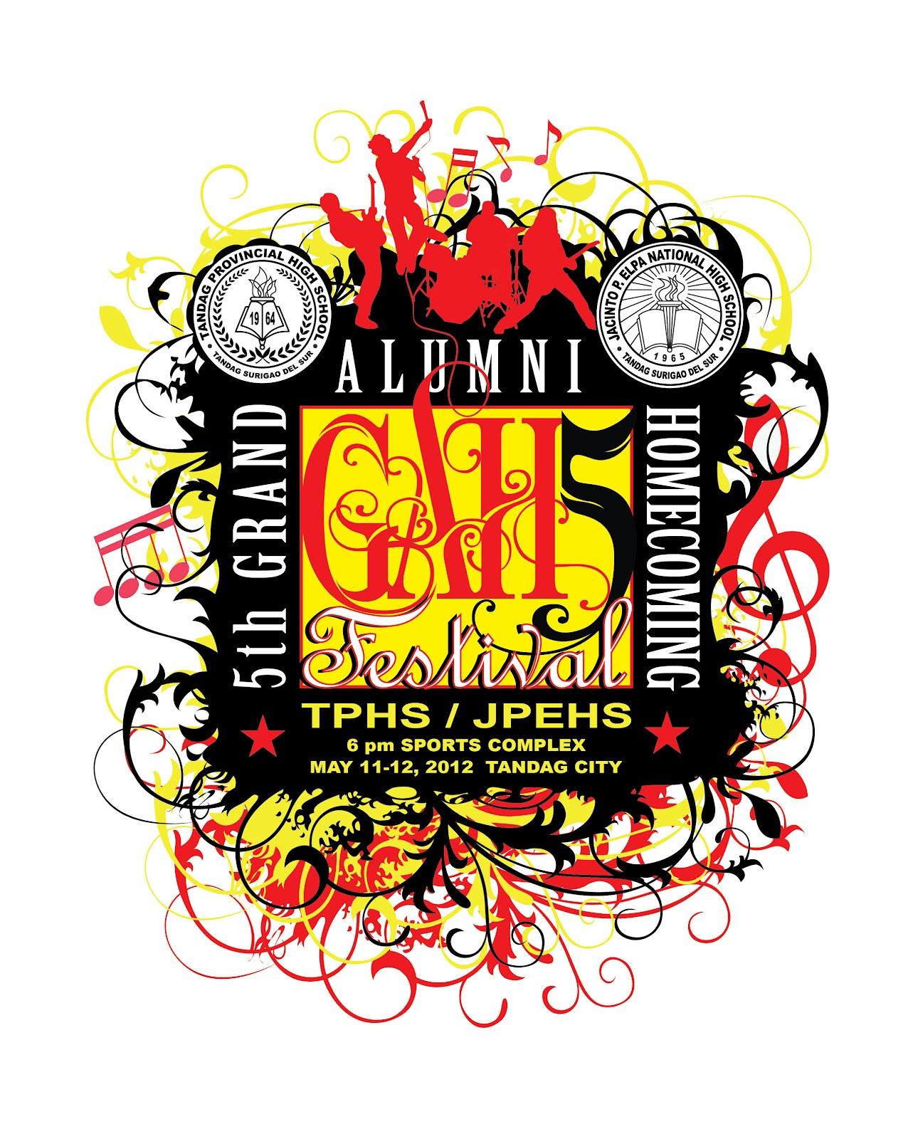 Designall20 July 2012: JPENHS Alumni: April 2012