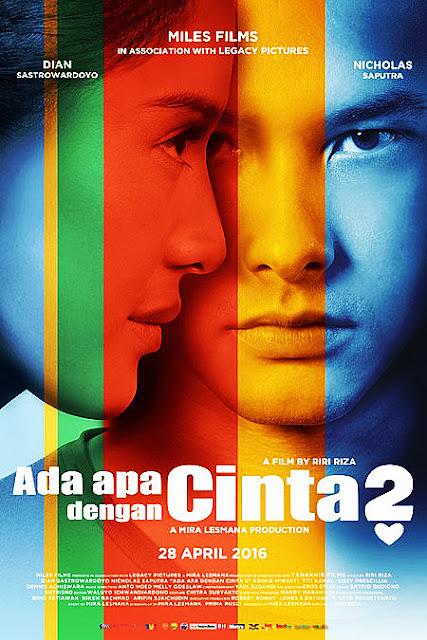 Sinopsis Film Ada Apa Dengan Cinta 2 (2016) atau AADC-2