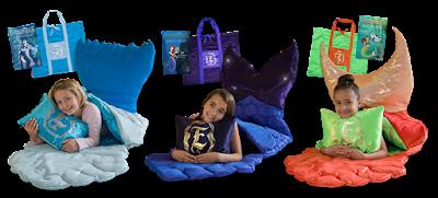 Enchantails Mermaid Tail Slumber Bag