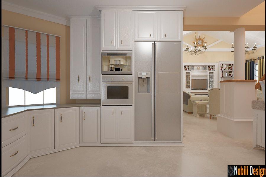 Amenajari interioare case clasice - Amenajare casa mobila stil clasic in Constanta