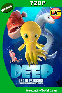 Deep el Pulpo (2017) Latino HD WEBDL 720P - 2017