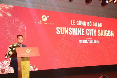 Gần 2.000 khách hàng tham dự lễ công bố chính thức Sunshine City Sài Gòn
