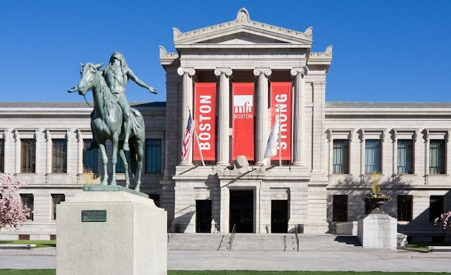 Museum of Fine Arts em Boston