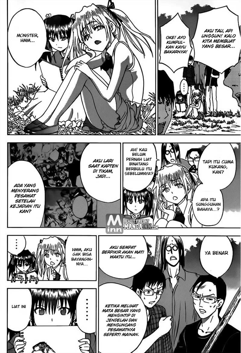 Cage of Eden Chapter 173-6