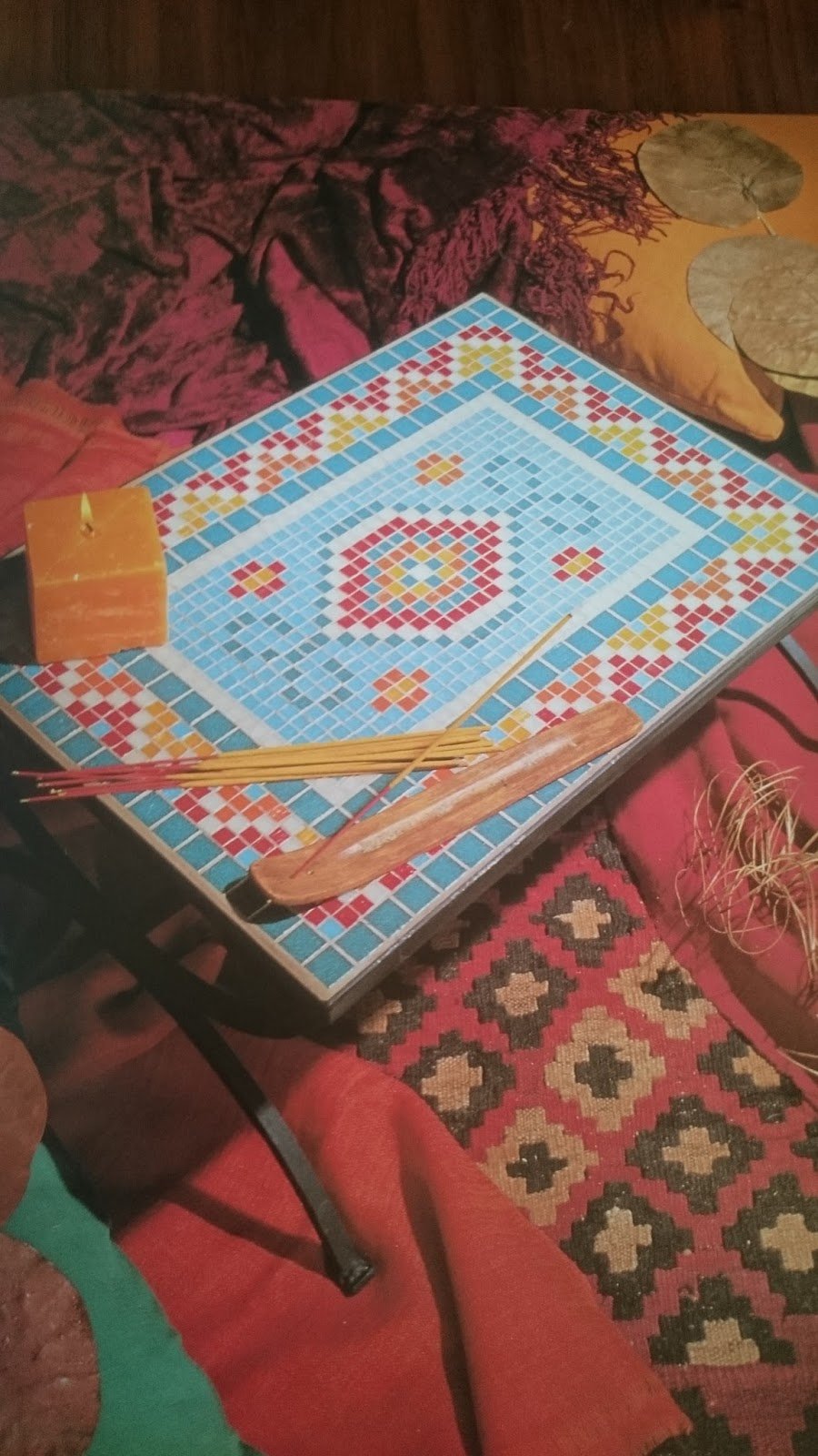 Beginner S Guide To Mosaic Book Review Crochet Addict Uk
