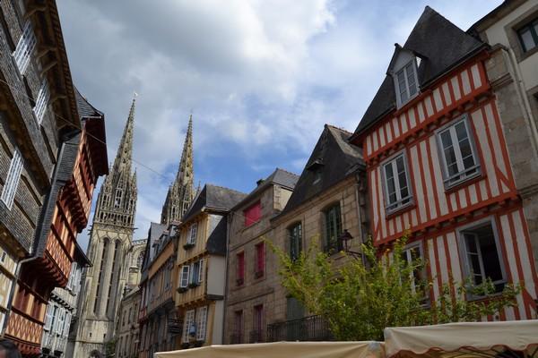 Guía viaje Quimper Bretaña Francesa