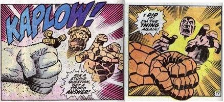 Fantastic Four 79-BenGrimm